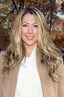 NEW YORK, NY - NOVEMBER 22: Colbie Caillat at the 86th Annual Macy's Thanksgiving Day Parade on November 22, 2012 in New York City. Credit: RW/MediaPunch Inc. /NortePhoto