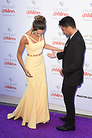 Peter Andre &amp; Emily Andre at the Caudwell Children Butterfly Ball at the Grosvenor House Hotel in London, UK.<br /> 25th May 2017.<br /> Picture: Steve Vas/Featureflash/SilverHub 0208 004 5359 sales@silverhubmedia.com