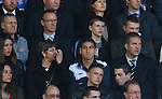 Alejandro Bedoya in the stand