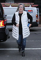JAN 16 Rosie O'Donnell at NBC's Today Show