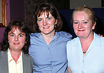 Tess McShane, Bellurgan, Briege DeBold, New York and Alice Lavelle, Bellurgan at the Tuohy family reunion held in the Clanbrassill Hotel.