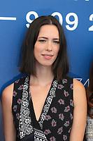 Rebecca Hall  at the &quot;Venezia 74&quot; jury  photocall, 74th Venice Film Festival in Italy on 30 August 2017.<br /> <br /> Photo: Kristina Afanasyeva/Featureflash/SilverHub<br /> 0208 004 5359<br /> sales@silverhubmedia.com