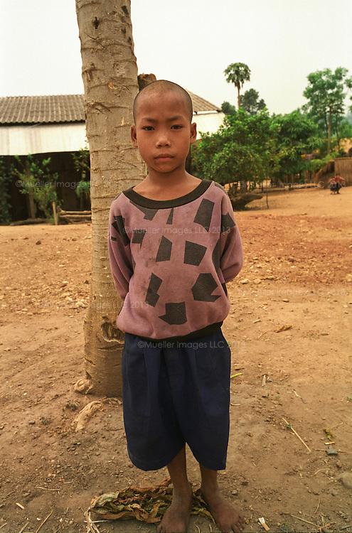 Burmese Hill Tribe N Thailand