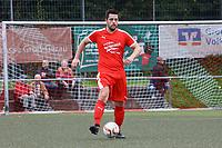 Daniel Tribaldo (SKV Büttelborn) - Büttelborn 24.09.2017: SKV Büttelborn vs. VfL Michelstadt