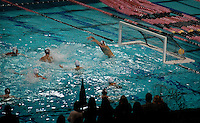 Saturday,November 22 2008.  Bishops High School of La Jolla score against Coronado High during the CIF Division II Boys Water Polo Title game.