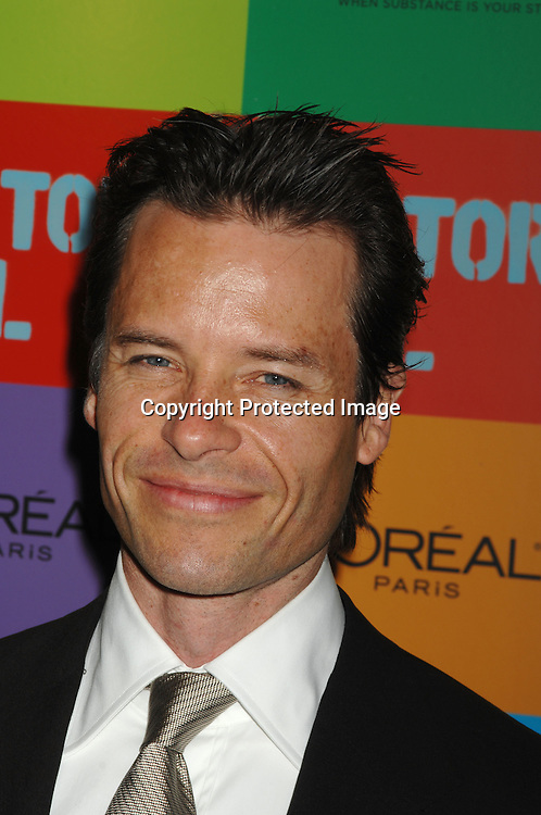 "Guy Pearce..arriving at the ""Factory Girl"" New York Premiere on ..January 29, 2007 at The Ziegfeld Theatre. Sienna Miller is the star of the movie...Robin Platzer, Twin Images"