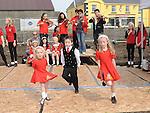 Irish dancing at the Annagassan Viking Festival. Photo: Colin Bell/pressphotos.ie