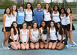 5-13-16, Skyline High School girl's varsity tennis team