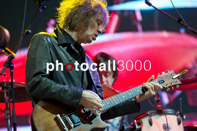 The Waterboys en el 47 Heineken Jazzaldia 2012