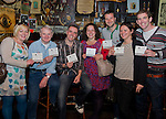 People gather in Carberry's for the release of SJ McArdles new album 'Blood and Bones'..Picture: Shane Maguire / www.newsfile.ie.