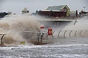 26/01/16 <br /> <br /> Storm Jonas blows across the Irish Sea making landfall on the Lancashire coast smashing into Blackpool sending waves crashing over the promenade.<br /> <br /> All Rights Reserved: F Stop Press Ltd. +44(0)1335 418365   +44 (0)7765 242650 www.fstoppress.com