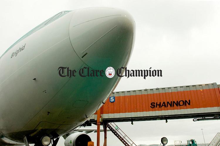 Shannon Airport.Pic Arthur Ellis.