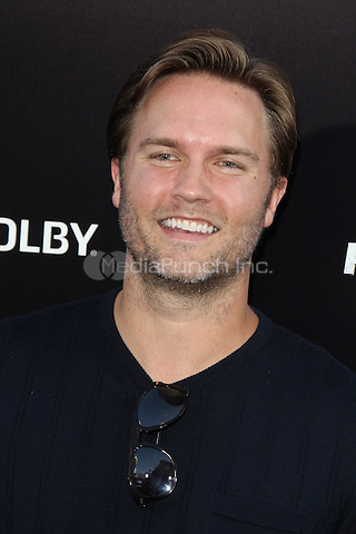 HOLLYWOOD, CA - JULY 9:  Scott Porter at the Pacific Rim  Premiere held at the Dolby Theatre in Hollywood, California. July 9, 2013. Credit: mpi21/MediaPunch Inc.