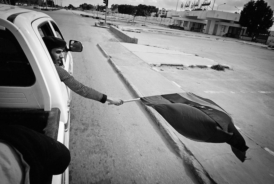 Libya Civil War Uprising