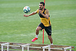 Getafe's Angel Rodriguez during training session. May 15,2020.(ALTERPHOTOS/Acero)
