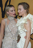 December 04, 2018 Margot Robbie, Saoirse Ronan, attend Focus Features &amp; Working Title presents premiere of Mary Queen of Scots at the Paris Theater in New York. December 04, 2018  <br /> CAP/MPI/RW<br /> &copy;RW/MPI/Capital Pictures