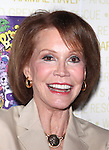 Mary Tyler Moore.Backstage at Broadway Barks Lucky 13th Annual Adopt-a-thon  in New York City.