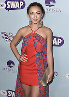 """HOLLYWOOD - OCTOBER 5:  Devyn Nekoda at the Los Angeles premiere of """"The Swap"""" at ArcLight Hollywood on October 5, 2016 in Hollywood, California. Credit: mpi991/MediaPunch"""