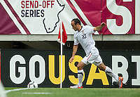 Landon Donovan, USA vs Turkey, Philadelphia, PA, Saturday, May 29, 2010.