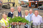 COMMUNITY SPIRIT: Members of Kenmare Tidy towns committee from left Eileen Daly, John O'Sullivan, Michael Connor-Scarteen, Elizabeth O'Callaghan, John Joe O'Neill and Sean Daly.