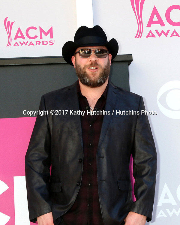 LAS VEGAS - APR 2:  Jeff Hyde at the Academy of Country Music Awards 2017 at T-Mobile Arena on April 2, 2017 in Las Vegas, NV