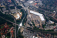 Einkaufszentrum: EUROPA, DEUTSCHLAND, NIEDERSACHSEN, LUENEBURG (GERMANY), 24.05.2007: Neubau eines Einkaufszentum in Lueneburg, Bau, Immobilie, Neubau, Handel,  Verkauf, Wirtschaft, Stadt, Ansicht, Uebersicht, gewachsen, Stadtplanung, Logistik, Luftaufnahme, Luftaufnahmen, Luftbild, Luftbilder, .c o p y r i g h t : A U F W I N D - L U F T B I L D E R . de.G e r t r u d - B a e u m e r - S t i e g 1 0 2, 2 1 0 3 5 H a m b u r g , G e r m a n y P h o n e + 4 9 (0) 1 7 1 - 6 8 6 6 0 6 9 E m a i l H w e i 1 @ a o l . c o m w w w . a u f w i n d - l u f t b i l d e r . d e.K o n t o : P o s t b a n k H a m b u r g .B l z : 2 0 0 1 0 0 2 0  K o n t o : 5 8 3 6 5 7 2 0 9.C o p y r i g h t n u r f u e r j o u r n a l i s t i s c h Z w e c k e, keine P e r s o e n l i c h ke i t s r e c h t e v o r h a n d e n, V e r o e f f e n t l i c h u n g n u r m i t H o n o r a r n a c h M F M, N a m e n s n e n n u n g u n d B e l e g e x e m p l a r !.
