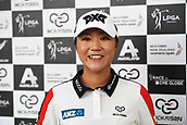 30th September 2017, Windross Farm, Auckland, New Zealand; LPGA McKayson NZ Womens Open, third round;  New Zealand's Lydia Ko