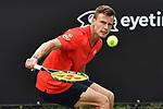 12.06.2019, Tennisclub Weissenhof e. V., Stuttgart, GER, Mercedes Cup 2019, ATP 250, Nikoloz BASILASHVILI (GEO) [4] vs Marton FUCSOVICS (HUN) <br /> <br /> im Bild Marton FUCSOVICS (HUN) <br /> <br /> Foto © nordphoto/Mauelshagen