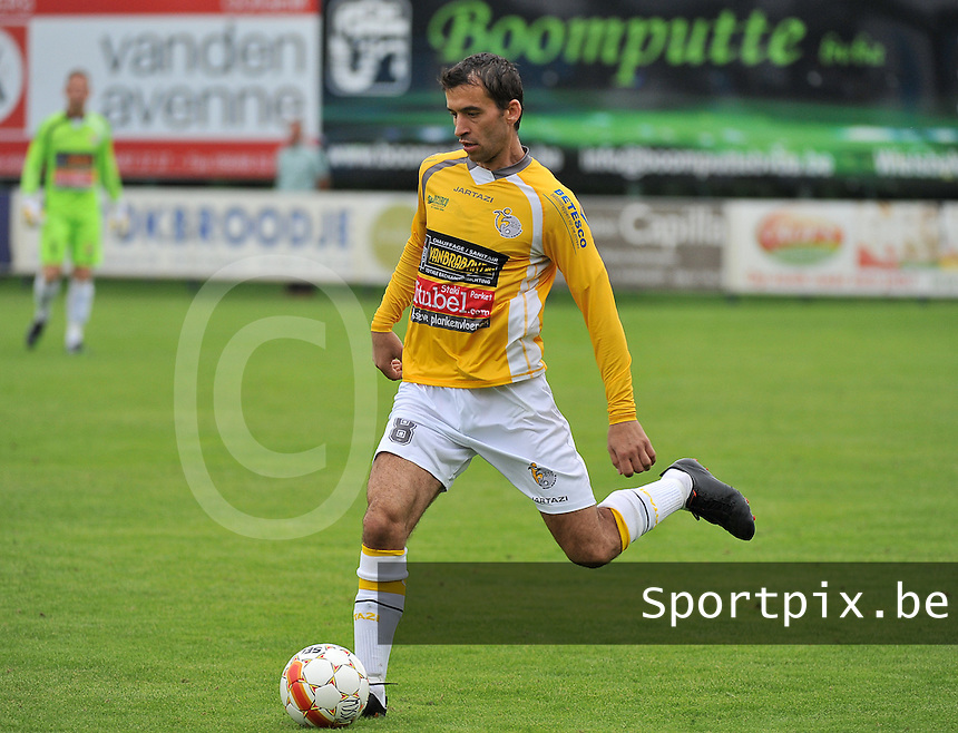 SC Wielsbeke : Vladan Devic<br /> foto VDB / Bart Vandenbroucke