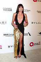 LOS ANGELES - MAR 4:  Lea Michele at the 2018 Elton John AIDS Foundation Oscar Viewing Party at the West Hollywood Park on March 4, 2018 in West Hollywood, CA