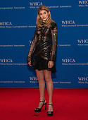 Adi Spiegelman arrives for the 2019 White House Correspondents Association Annual Dinner at the Washington Hilton Hotel on Saturday, April 27, 2019.<br /> Credit: Ron Sachs / CNP<br /> <br /> (RESTRICTION: NO New York or New Jersey Newspapers or newspapers within a 75 mile radius of New York City)