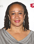 S. Epatha Merkerson attends the 'While I Yet Live' Meet & Greet at Primary Stages Rehearsal Studio on September 12, 2014 in New York City