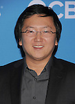 WEST HOLLYWOOD, CA - SEPTEMBER 18: Masi Oka arrives at the CBS 2012 fall premiere party at Greystone Manor Supperclub on September 18, 2012 in West Hollywood, California.