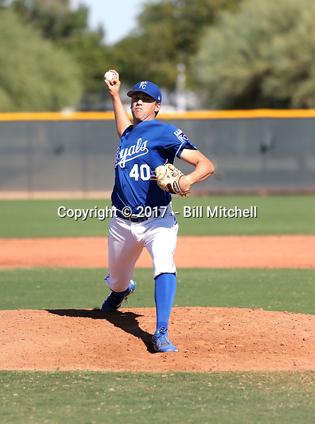 Collin Snider - 2017 AIL Royals (Bill Mitchell)