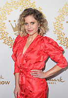 PASADENA, CA - FEBRUARY 9: Candace Cameron Bure, at the Hallmark Channel and Hallmark Movies &amp; Mysteries Winter 2019 TCA at Tournament House in Pasadena, California on February 9, 2019. <br /> CAP/MPI/FS<br /> &copy;FS/MPI/Capital Pictures