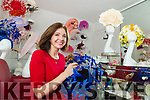 Milliner Carol Kennelly at her Studio in Tralee.