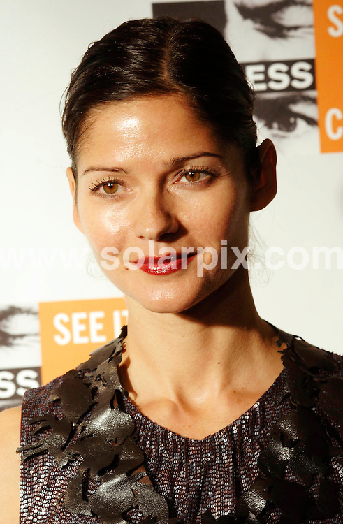 "**ALL ROUND PICTURES FROM SOLARPIX.COM**.**SYNDICATION RIGHTS FOR UK, SPAIN, PORTUGAL, AUSTRALIA, S.AFRICA & DUBAI (U.A.E) ONLY**.The musician Peter Gabriel Hosts Fourth Annual ""Focus for Change Witness"" Benefit at the Roseland Ballroom in New York City in the USA. .This pic:Jill Hennessy..JOB REF:7975-PHZ/Mark Dye   DATE:20-11- 08.**MUST CREDIT SOLARPIX.COM OR DOUBLE FEE WILL BE CHARGED* *UNDER NO CIRCUMSTANCES IS THIS IMAGE TO BE REPRODUCED FOR ANY ONLINE EDITION WITHOUT PRIOR PERMISSION*"