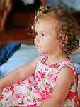 little girl sitting candid portrait. David Shwatal portrait photographer Tinley Park Chicago IL 60477