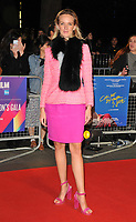 Charlotte Carroll at the &quot;Call Me By Your Name&quot; 61st BFI LFF Mayor of London's gala, Odeon Leicester Square, Leicester Square, London, England, UK, on Monday 09 October 2017.<br /> CAP/CAN<br /> &copy;CAN/Capital Pictures