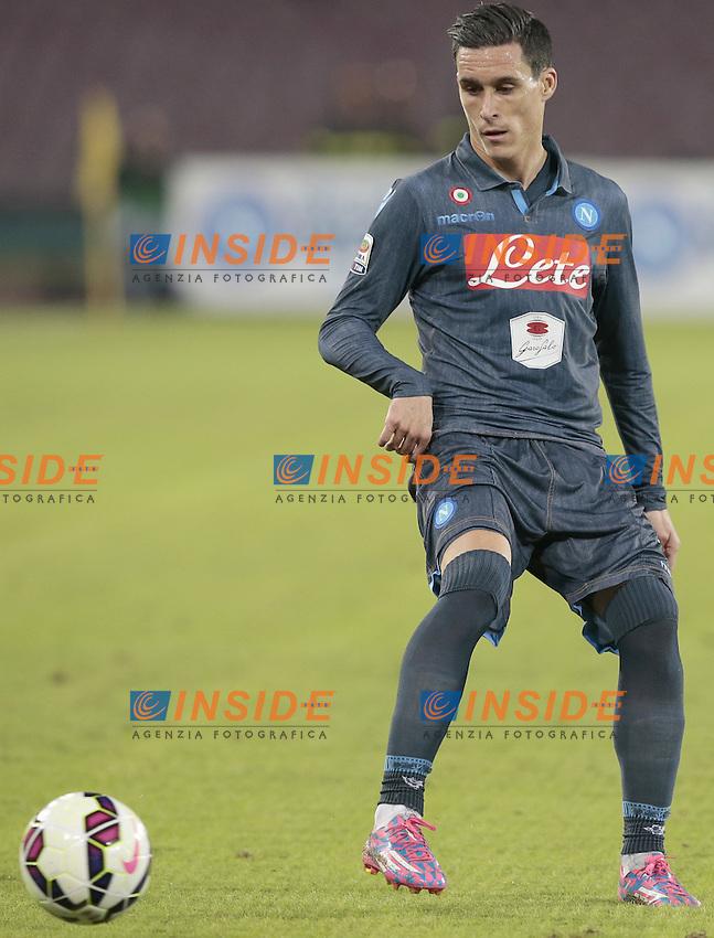 Jose Maria Callejon Napoli,<br /> Napoli 26-10-2014 Stadio San Paolo <br /> Football Calcio Serie A Napoli - Hellas Verona<br /> Foto Cesare Purini / Insidefoto