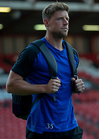 Bath Rugby's Rhys Priestland arrives at the ground<br /> <br /> Photographer Bob Bradford/CameraSport<br /> <br /> Gallagher Premiership - Bristol Bears v Bath Rugby - Friday August 31st 2018 - Ashton Gate - Bristol<br /> <br /> World Copyright © 2018 CameraSport. All rights reserved. 43 Linden Ave. Countesthorpe. Leicester. England. LE8 5PG - Tel: +44 (0) 116 277 4147 - admin@camerasport.com - www.camerasport.com