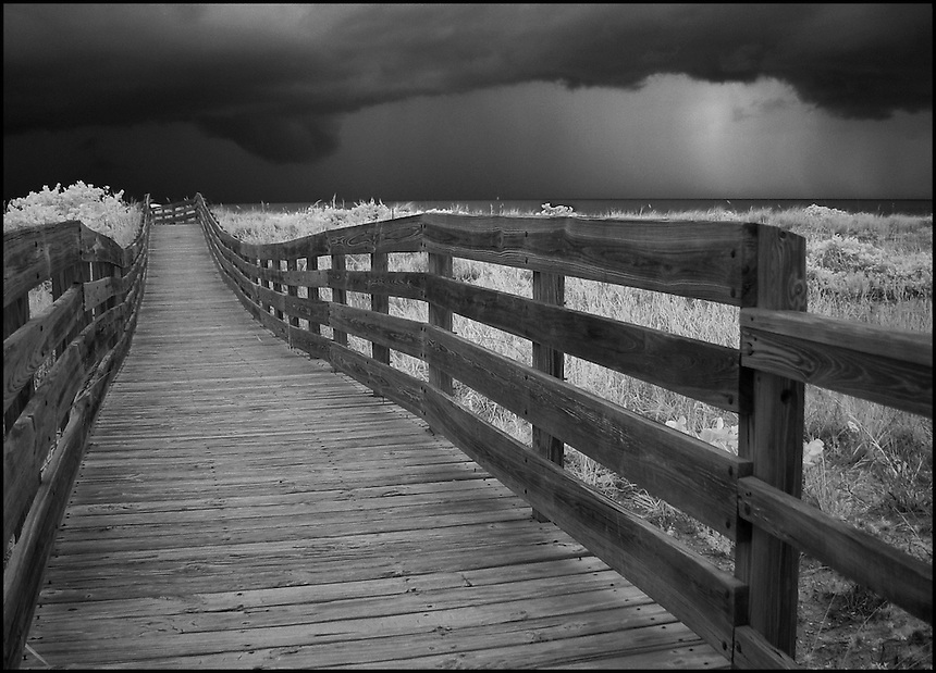 Hurricane season<br /> From &quot;The other Wind&quot; series. Key Biscayne, Florida, 2005