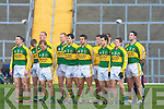 Kerry team, Kerry v Derry, Allianz National Football League, 2nd March 2008 at Fitzgerald Stadium, Killarney.   Copyright Kerry's Eye 2008