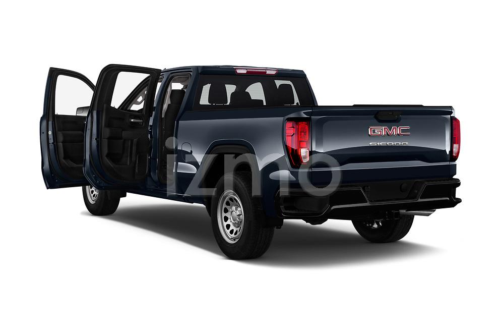 Car images of 2019 GMC Sierra-1500 WT 4 Door Pick-up Doors
