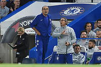 Mourizio Sarri of Chelsea <br /> 29-09-2018 Premier League <br /> Chelsea - Liverpool<br /> Foto PHC Images / Panoramic / Insidefoto <br /> ITALY ONLY