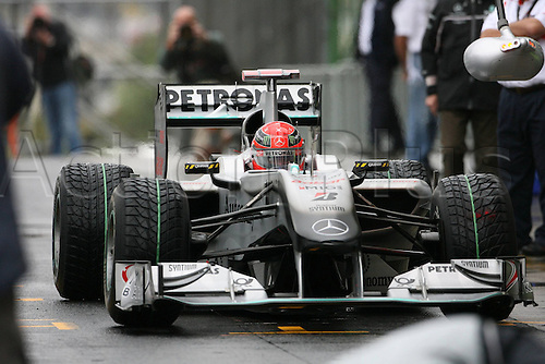 06 11 2010  Melzer Formula 1 GP Brazil at Interlago  Michael Schumacher Mercedes GP Petronas team motor racing  Formula 1 F1 F World Cup GP Brazil Sao Paulo Interlagos