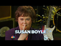 20/07/09 Susan Boyle: I don't want it to end