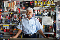 J. Refugio Sandoval Apolinar. Hardware store owners in Guadalajara, Jalisco,  Mexico
