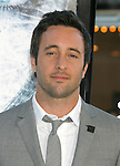 "WESTWOOD, CA. - September 09: Alex O'Loughlin arrives at the Los Angeles premiere of ""Whiteout"" at the Mann Village Theatre on September 9, 2009 in Westwood, Los Angeles, California."