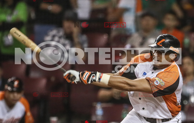 Alexander Romero de Venezuela, durante el partido de beisbol de la Serie del Caribe entre Alazanes de Granma Cuba vs las &Aacute;guilas del Zulia Venezuela en el Nuevo Estadio de los Tomateros en Culiacan, Mexico, Sabado 4 Feb 2017. Foto: Luis Gutierrez/NortePhoto.com.    ****<br /> <br /> Actions, during the Caribbean Series baseball match between Granma Cuba vs Alajuelas de Zulia Venezuela at the New Tomateros Stadium in Culiacan, Mexico, Saturday 4 Feb 2017. Photo: Luis Gutierrez / NortePhoto.com